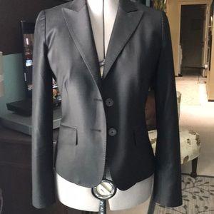 NWOT J Crew black wool blazer sz 2